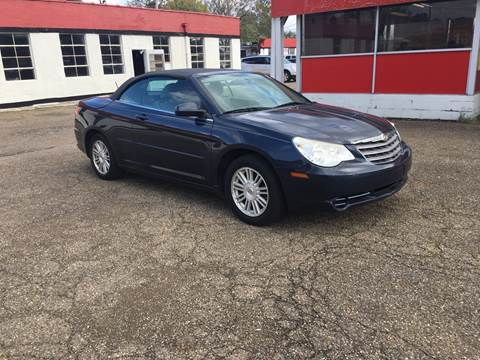2008 Chrysler 200 Convertible for sale in Zanesville, OH