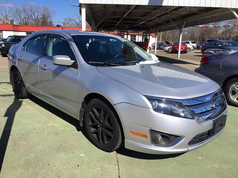 2011 Ford Fusion for sale in Zanesville, OH
