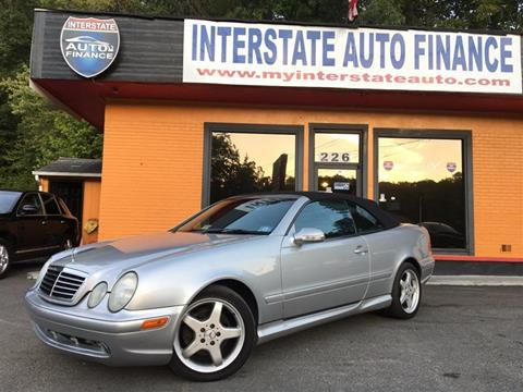 2003 Mercedes-Benz CLK for sale in Fredericksburg, VA