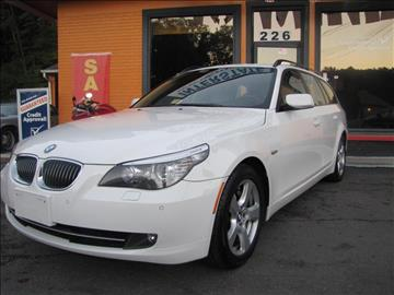2008 BMW 5 Series for sale in Fredericksburg, VA