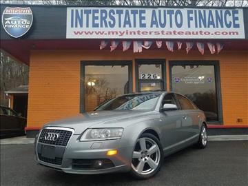 2007 Audi A6 for sale in Fredericksburg, VA