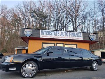2001 Cadillac Deville Professional for sale in Fredericksburg, VA