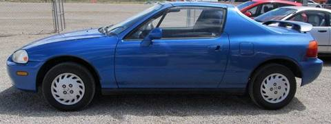1993 Honda Civic del Sol for sale in Alamogordo, NM