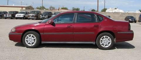 2003 Chevrolet Impala for sale in Alamogordo, NM