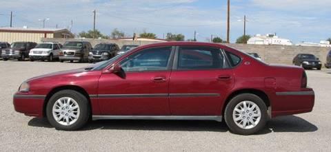 2005 Chevrolet Impala for sale in Alamogordo, NM