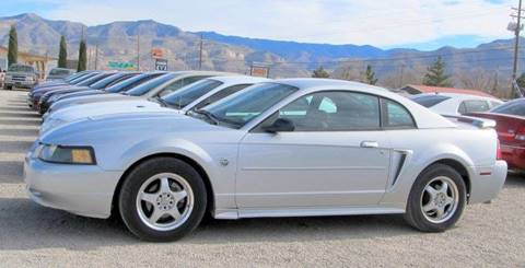 2004 Ford Mustang for sale in Alamogordo, NM