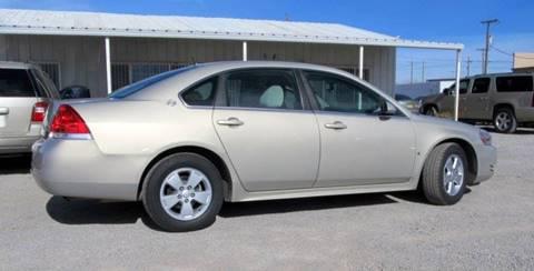 2009 Chevrolet Impala for sale in Alamogordo, NM