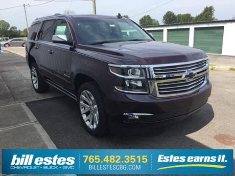 2017 Chevrolet Tahoe for sale in Lebanon IN