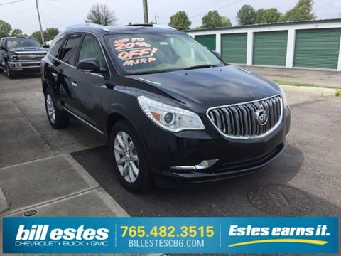 2017 Buick Enclave for sale in Lebanon IN