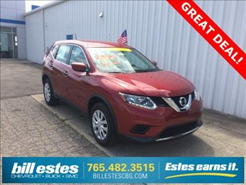 2016 Nissan Rogue for sale in Lebanon, IN