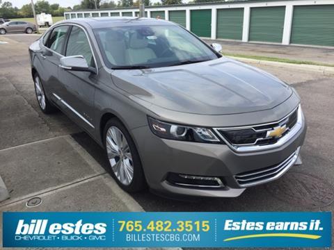 2017 Chevrolet Impala for sale in Lebanon IN