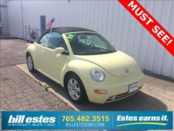 2003 Volkswagen New Beetle for sale in Lebanon, IN