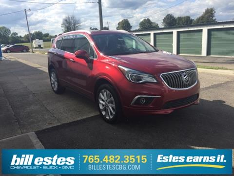 2017 Buick Envision for sale in Lebanon, IN