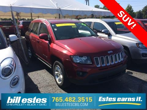 2016 Jeep Compass for sale in Lebanon, IN