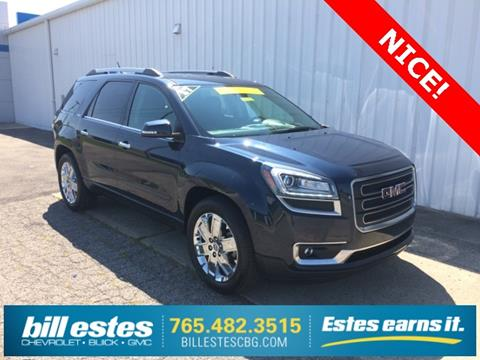 2017 GMC Acadia Limited for sale in Lebanon IN
