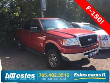 2008 Ford F-150 for sale in Lebanon, IN