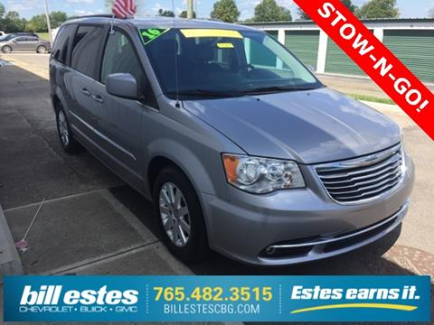 2016 Chrysler Town and Country for sale in Lebanon IN