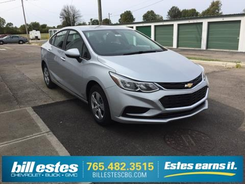 2018 Chevrolet Cruze for sale in Lebanon IN