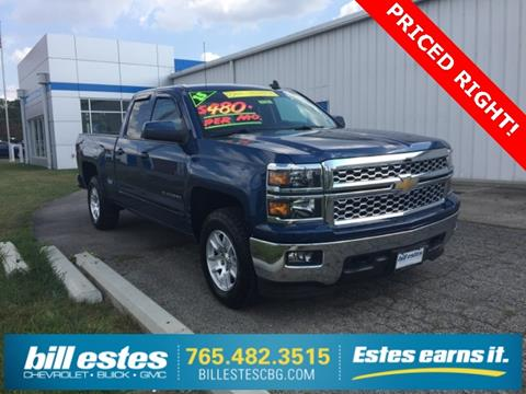 2015 Chevrolet Silverado 1500 for sale in Lebanon, IN