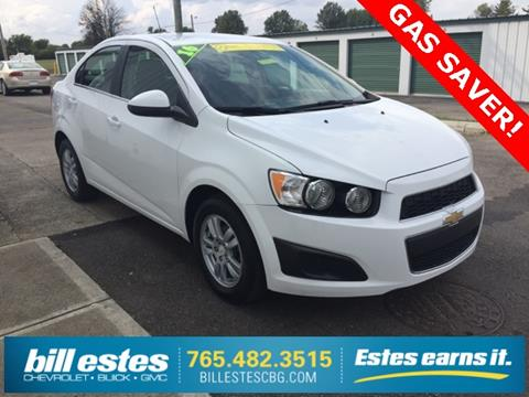 2016 Chevrolet Sonic for sale in Lebanon, IN