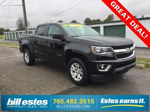 2016 Chevrolet Colorado for sale in Lebanon IN