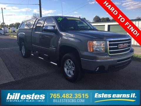 2012 GMC Sierra 1500 for sale in Lebanon IN