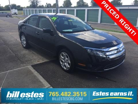 2011 Ford Fusion for sale in Lebanon, IN