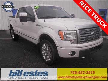 2012 Ford F-150 for sale in Lebanon, IN