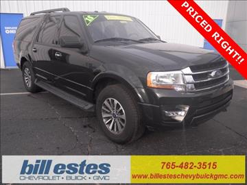 2015 Ford Expedition EL for sale in Lebanon, IN