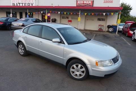 2000 Volkswagen Passat for sale in Farmington, MN