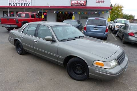 2000 Ford Crown Victoria for sale in Farmington, MN