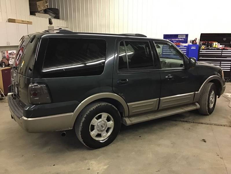 2003 Ford Expedition Eddie Bauer 4WD 4dr SUV In Farmington MN - Big