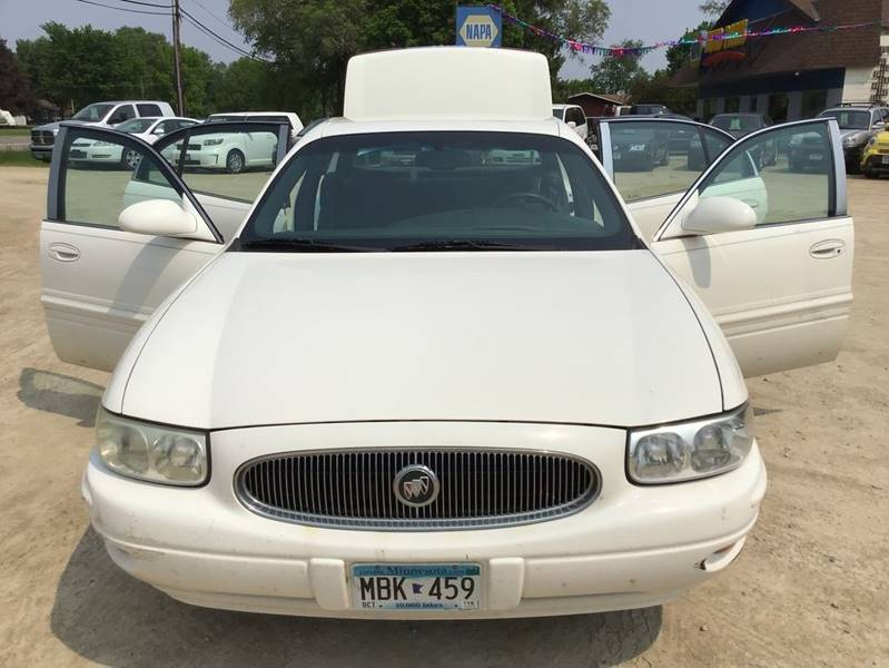 2004 Buick Lesabre Windshield