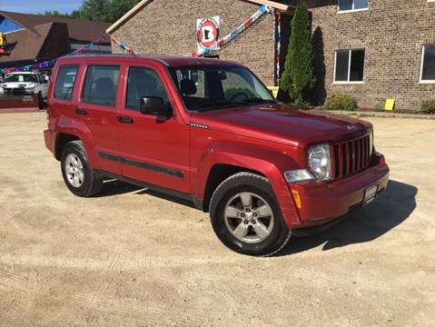2010 Jeep Liberty for sale in Farmington, MN