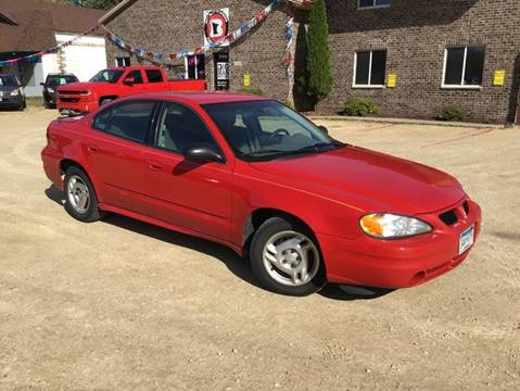 2003 Pontiac Grand Am for sale in Farmington, MN