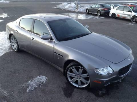 2006 Maserati Quattroporte for sale in Farmington, MN