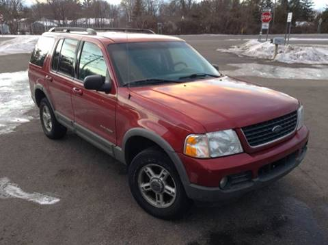 2002 Ford Explorer for sale in Farmington, MN