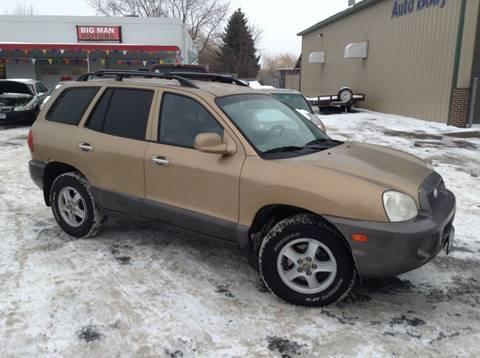 2002 Hyundai Santa Fe for sale in Farmington, MN