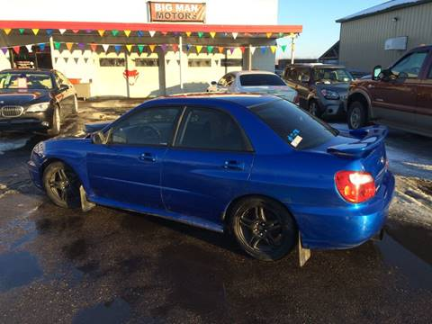 2004 Subaru Impreza for sale in Farmington, MN
