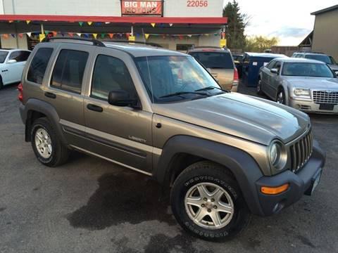 2004 Jeep Liberty for sale in Farmington, MN