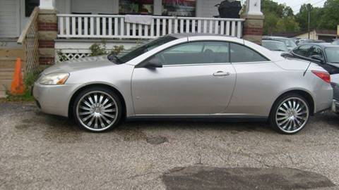 2007 Pontiac G6 for sale in Maple Heights, OH