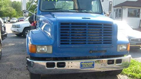 2002 International 4700 for sale in Maple Heights, OH