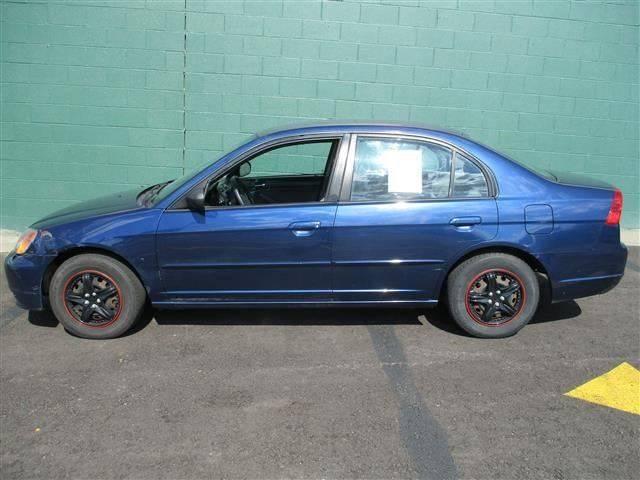 2003 Honda Civic LX 4dr Sedan - Alliance OH