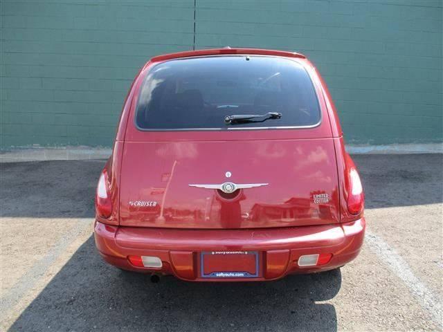 2007 Chrysler PT Cruiser Limited 4dr Wagon - Alliance OH