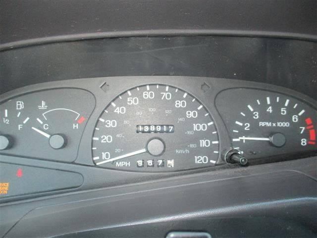 2002 Ford Escort ZX2 2dr Coupe - Alliance OH