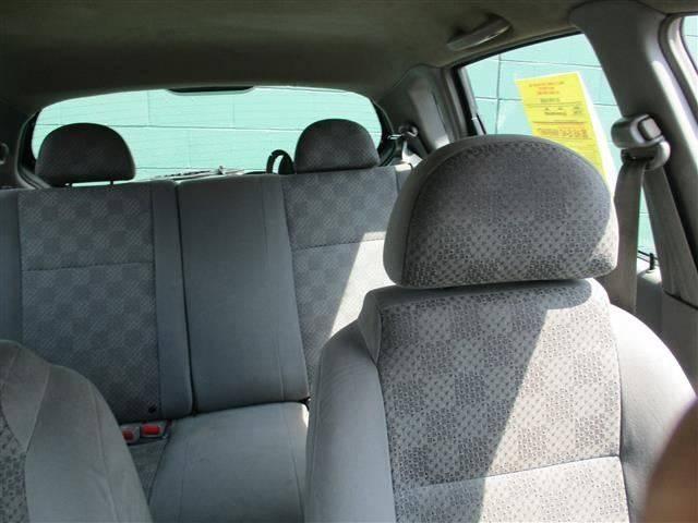 2004 Chevrolet Aveo 4dr Hatchback - Alliance OH