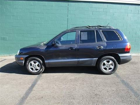 2004 Hyundai Santa Fe for sale in Alliance, OH