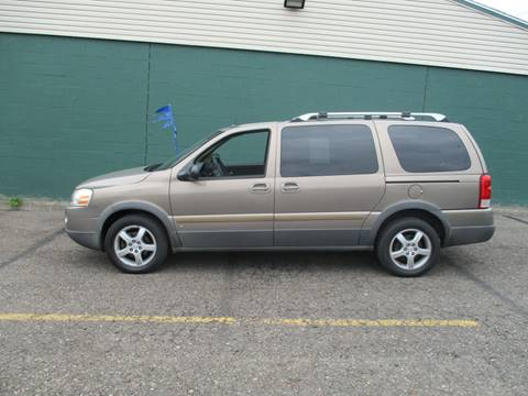 2006 Pontiac Montana SV6 for sale in Alliance, OH