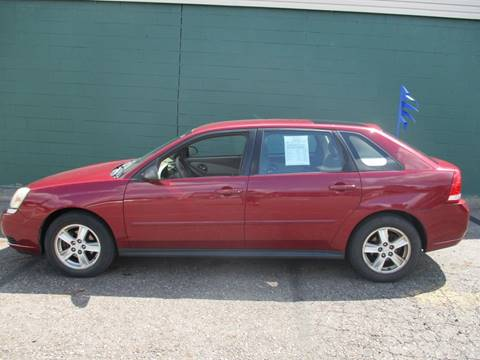 2004 Chevrolet Malibu Maxx for sale in Alliance, OH