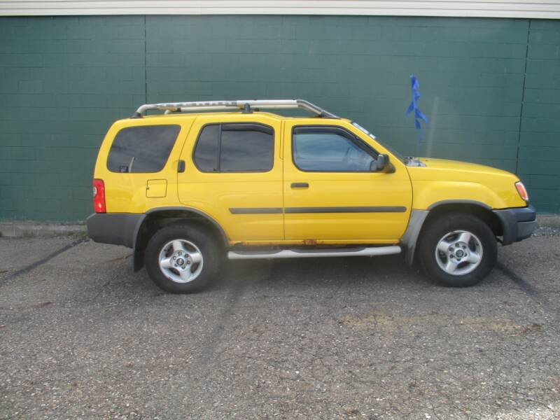 2001 Nissan Xterra 4dr XE V6 4WD SUV - Alliance OH